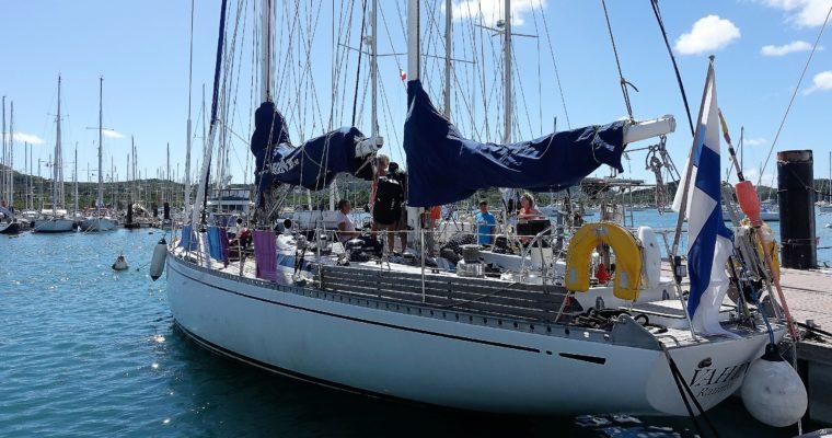 St LUCIA / MARIGOT BAY -> MARTINIQUE / LE MARIN / Port De Plaisance Du Marin