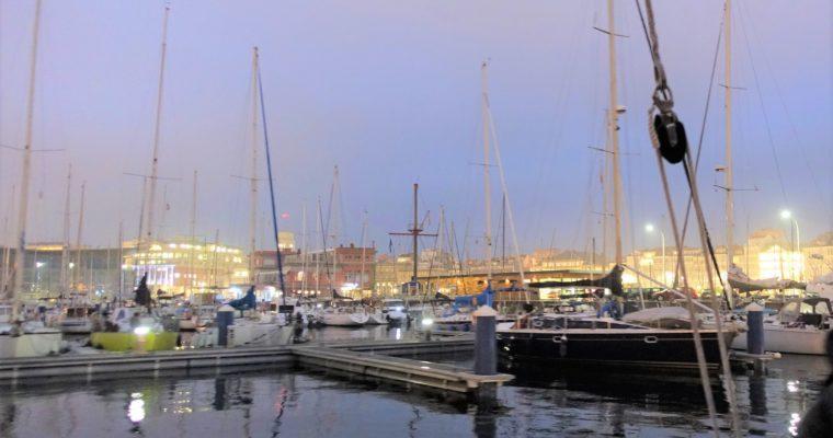 Perjantai 28.9.2018 A Coruna Marina Real/Espanja – matkaan