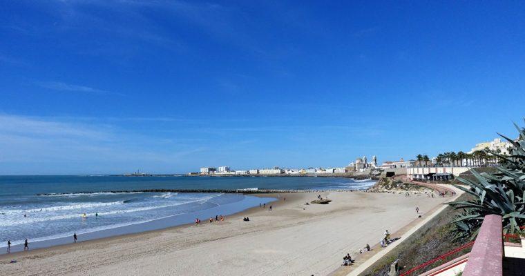 Cadiz – Merta ja historian havinaa